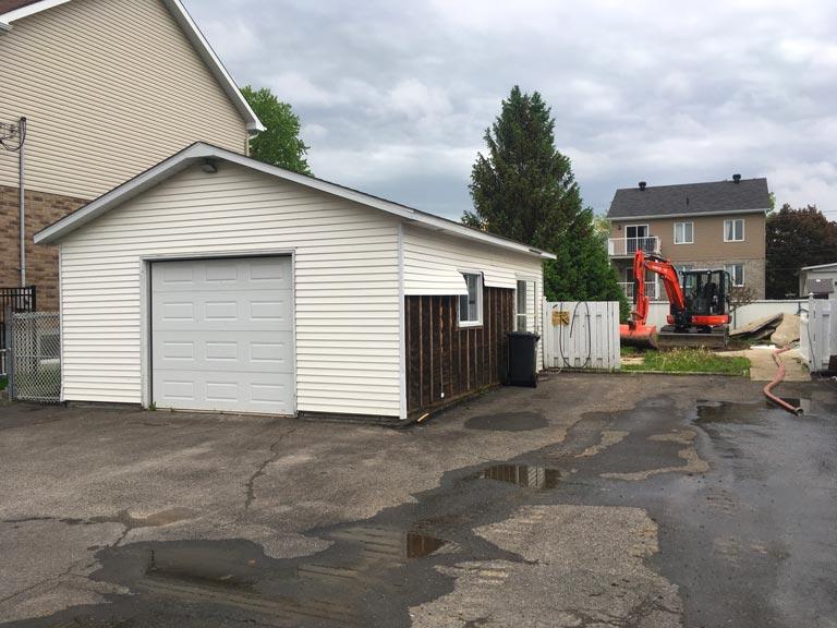 Garage St-Hubert